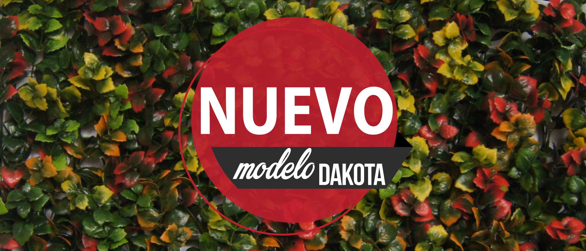 Follaje Sintético Modelo Dakota