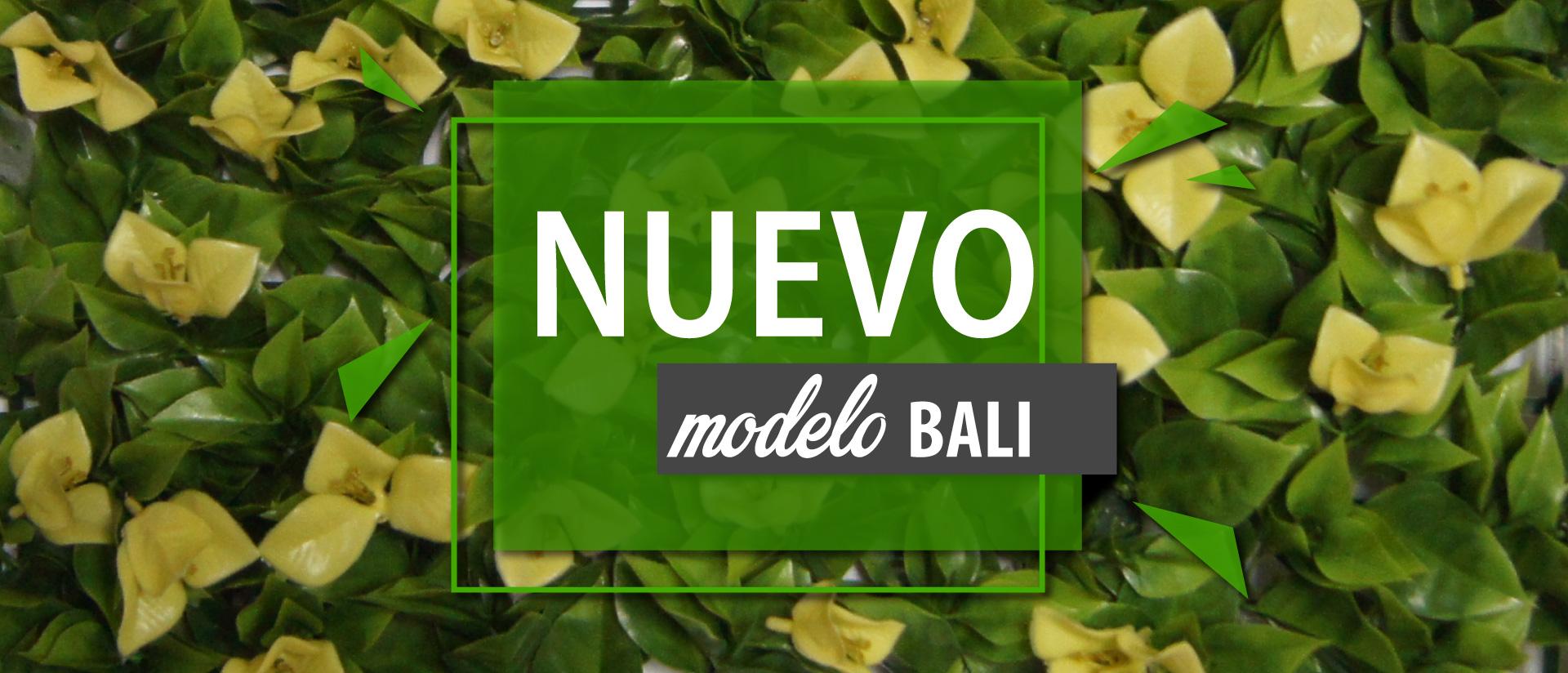 NUEVO-MODELO BALI